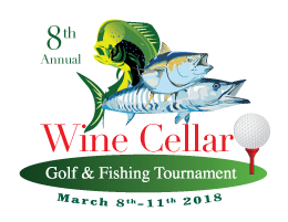 Golf and Fishing Tournament, The Wine Cellar