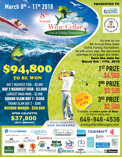 Wine Cellar Golf & Fishing Tournament